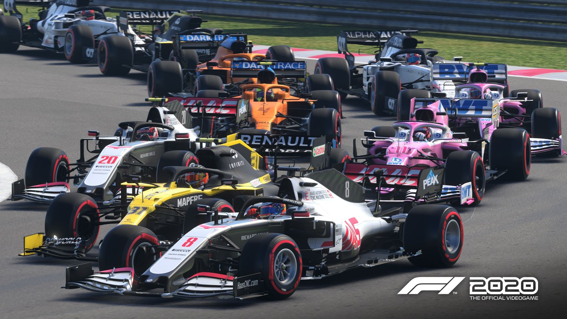 F1 2020 PS4, Xbox One, Stadia ve PC için çıktı