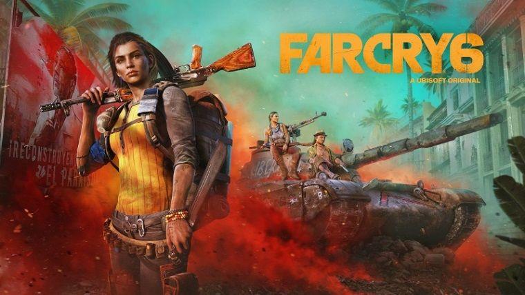 Far Cry 6, AMD FSR ve Ray Tracing destekleyecek