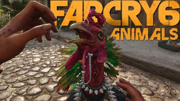 Yeni Far Cry 6 videosunda hayvanlarla etkileşime odaklanılmış
