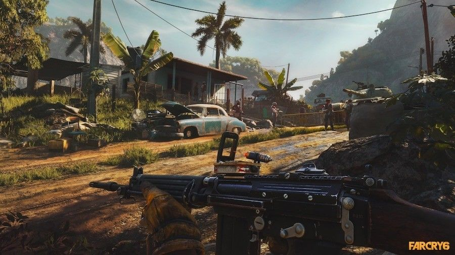 Far Cry 6 release date and gameplay videos have arrived
