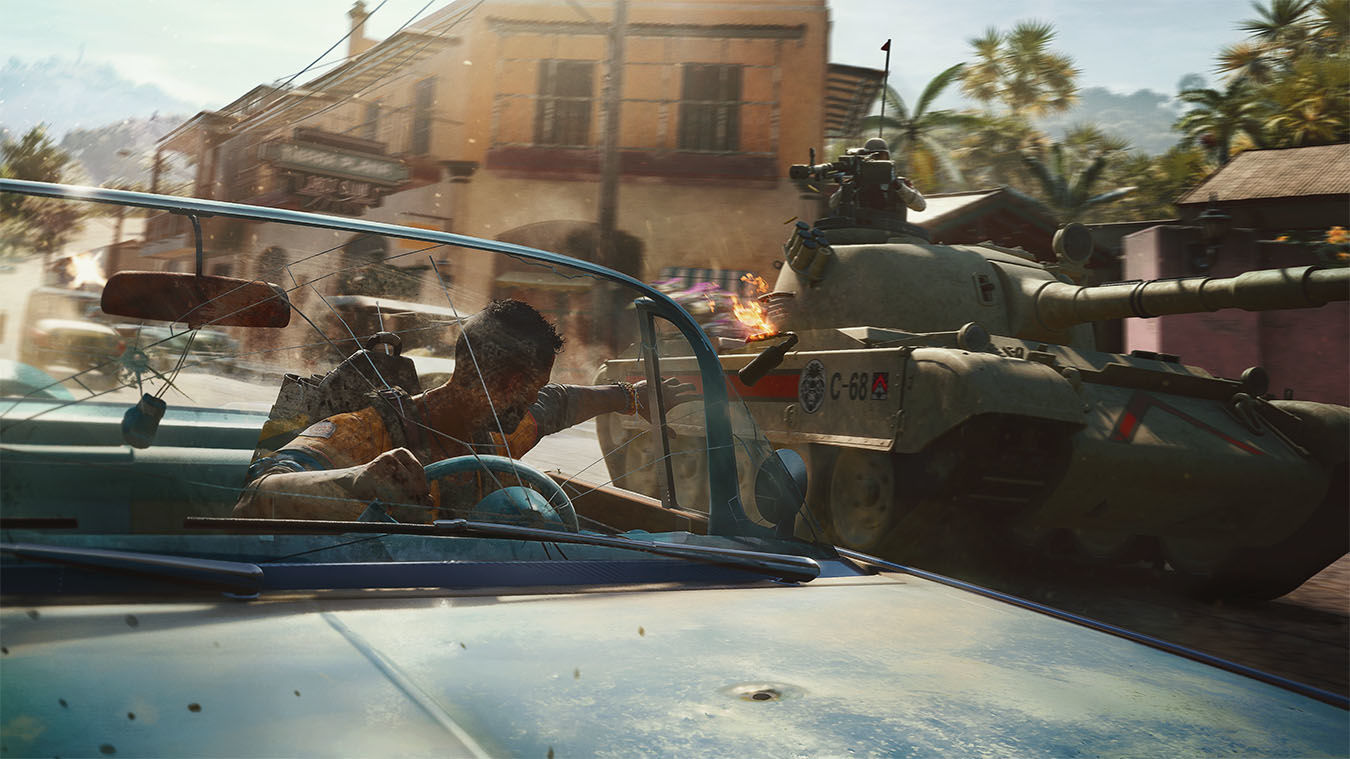 Far Cry 6 is going to be a political game