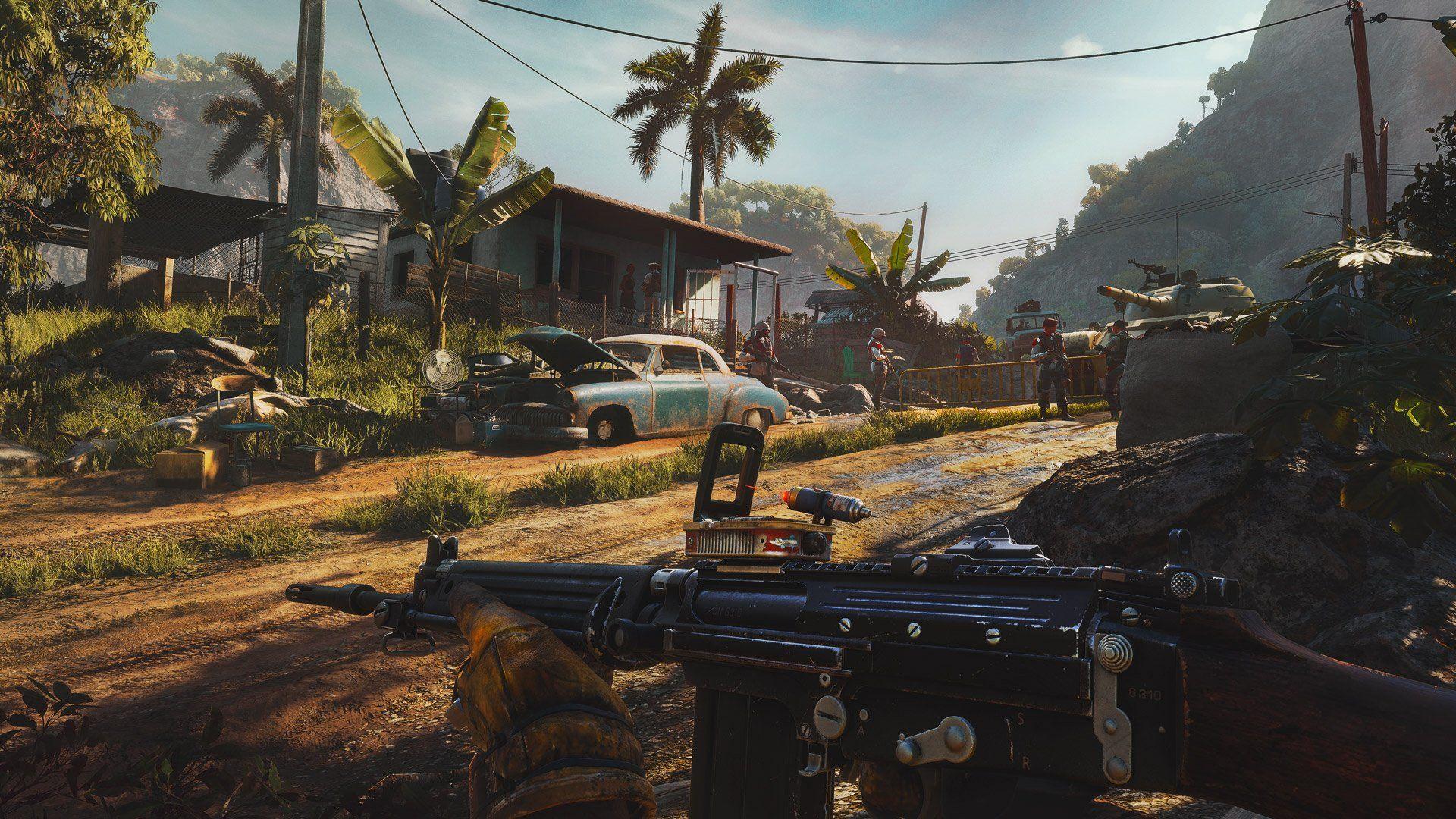 Far Cry 6 E3 2021 videoları yayınlandı, eski kötüler geri dönüyor