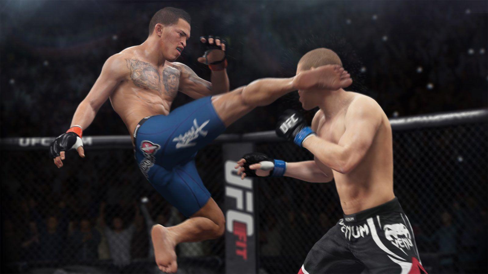 UFC 4 oynanış videosu yayınlandı