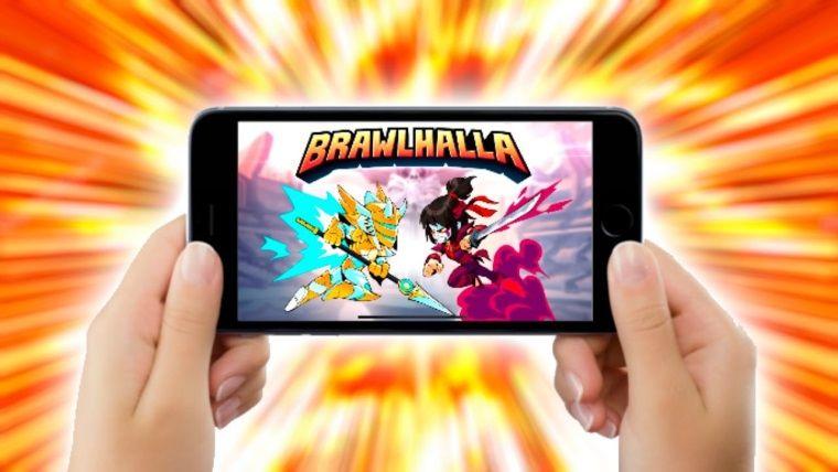 Brawlhalla, 6 Ağustos'ta mobil platformlara geliyor