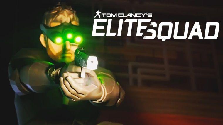 Tom Clancy's Elite Squad ön kayıtları başladı