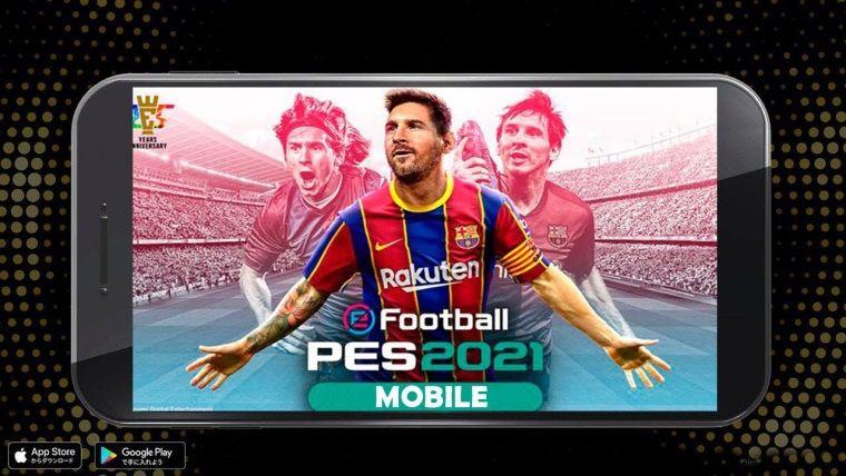 eFootball PES 2021 mobil sürümü 400 milyondan fazla indirildi