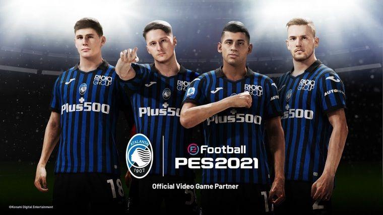 Konami İtalyan futbol kulübü Atalanta ile anlaştı