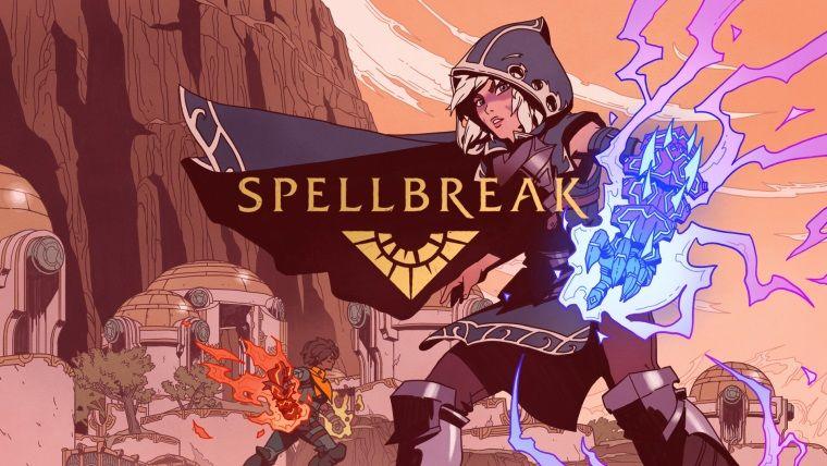 Spellbreak oynaması ücretsiz olarak çıkacak