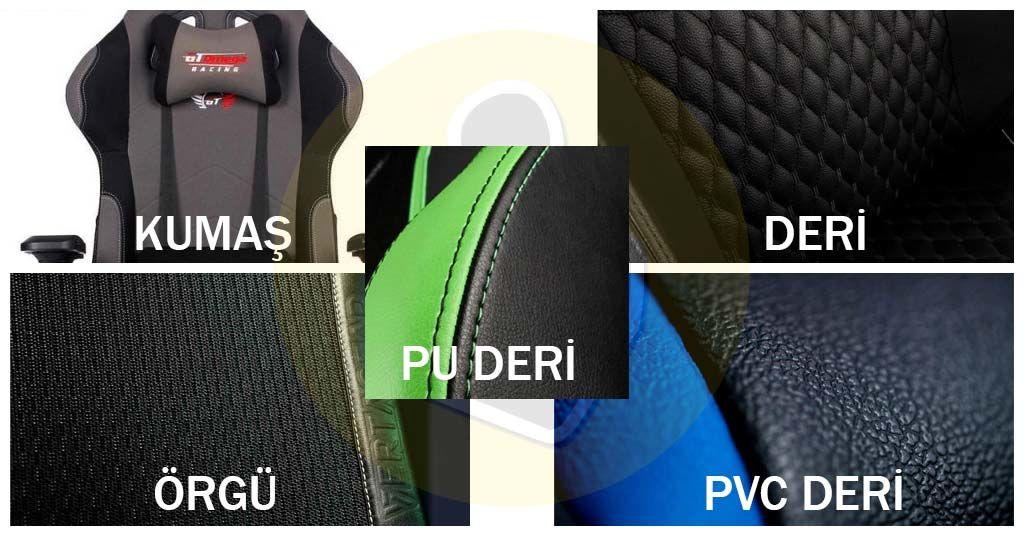 Seat Fabric Types