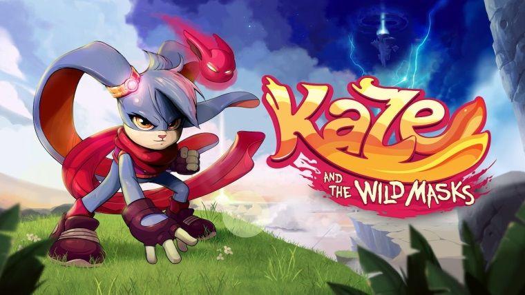 Kaze and the Wild Masks PS4, Xbox One ve Switch'e geliyor