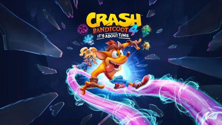Crash Bandicoot 4: It's About Time PS5, Xbox Series, Switch ve PC için çıkacak