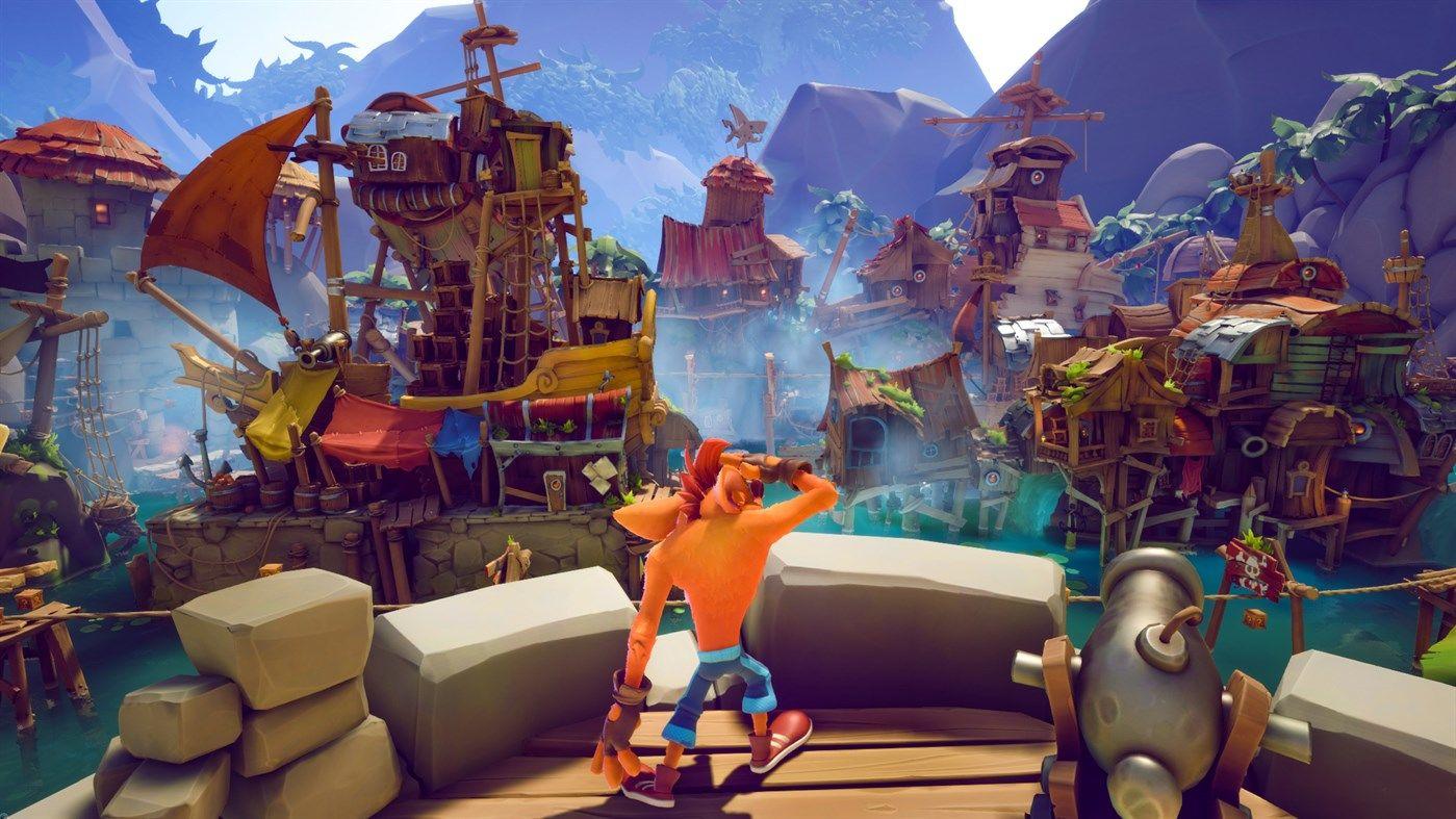 Crash Bandicoot 4: It's About Time çıkış fragmanı yayınlandı