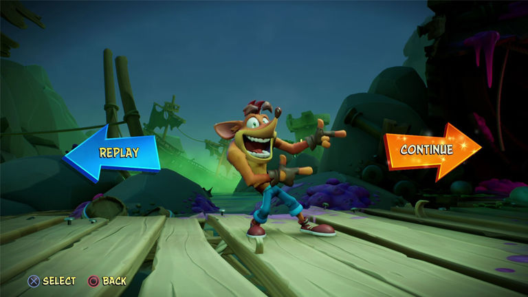 Crash Bandicoot 4 pirated version works better
