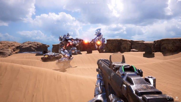 Türk oyunu ExoMecha, Xbox Series X'e geliyor