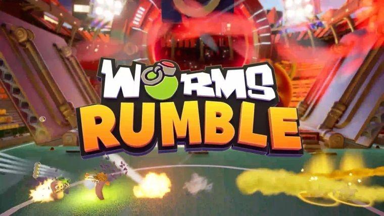 Worms Rumble açık betası başladı