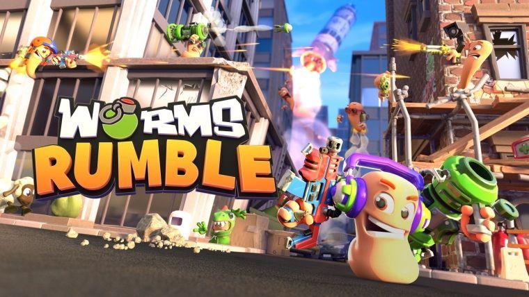 Worms Rumble çıkış fragmanı yayınlandı