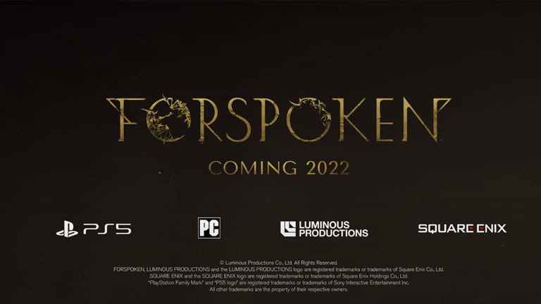 Untitled project 'Project Athia' announced as Forspoken
