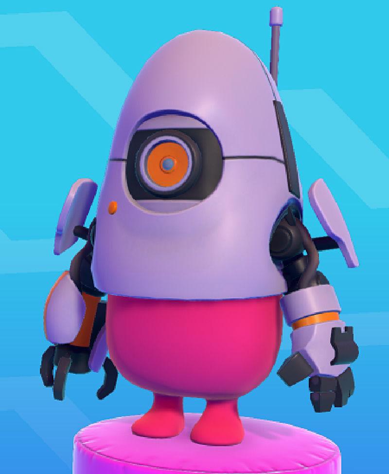 Fall Guys oyununa Portal 2 P-Body görünümü eklendi