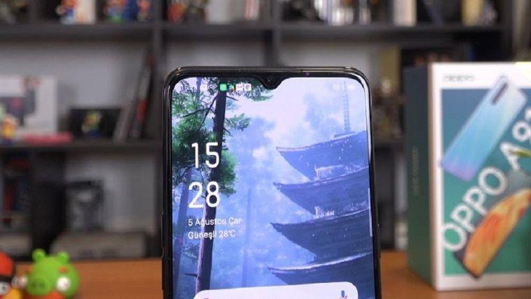 Oppo A91 Video İnceleme