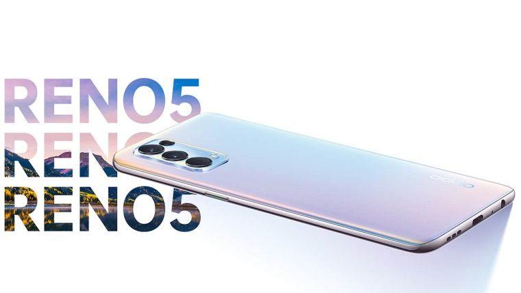 Oppo Reno5 4G piyasaya çıktı