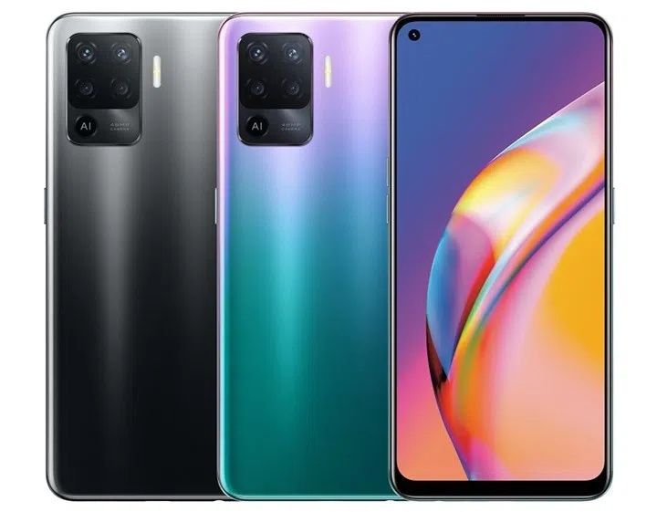 Oppo A94 introduced