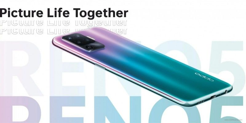 Oppo Reno5 F introduced
