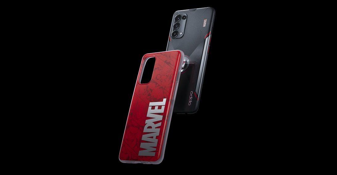 Oppo Reno 5 Marvel Edition duyuruldu