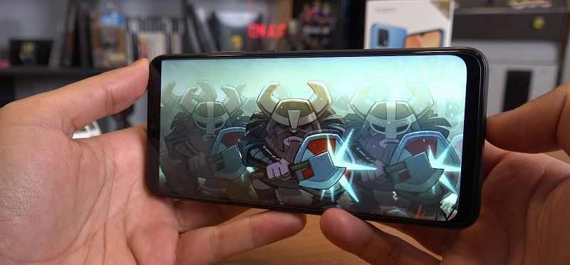 Oppo A15s review - phones produced in Turkey