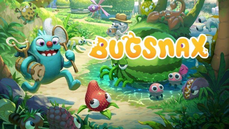 Bugsnax, 12 Kasım'da PS4, PS5 ve PC için çıkacak