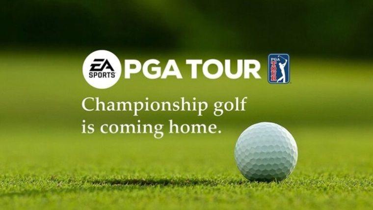 EA yeni bir PGA Tour oyunu yapıyor
