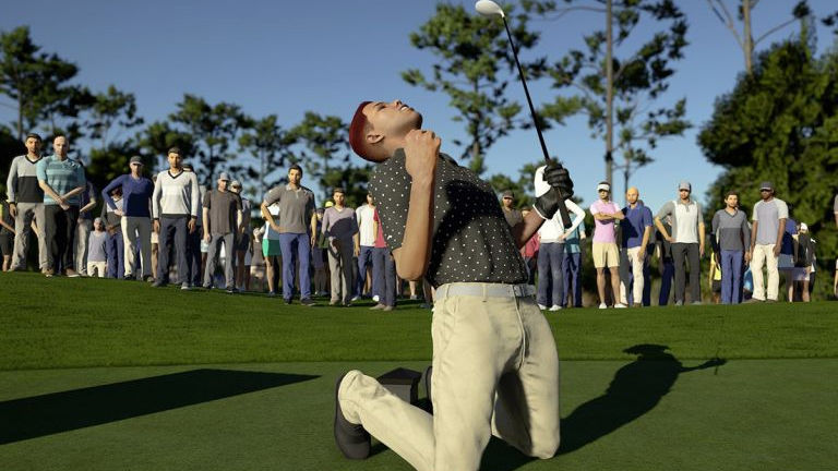 Ea is developing a new PGA Tour game