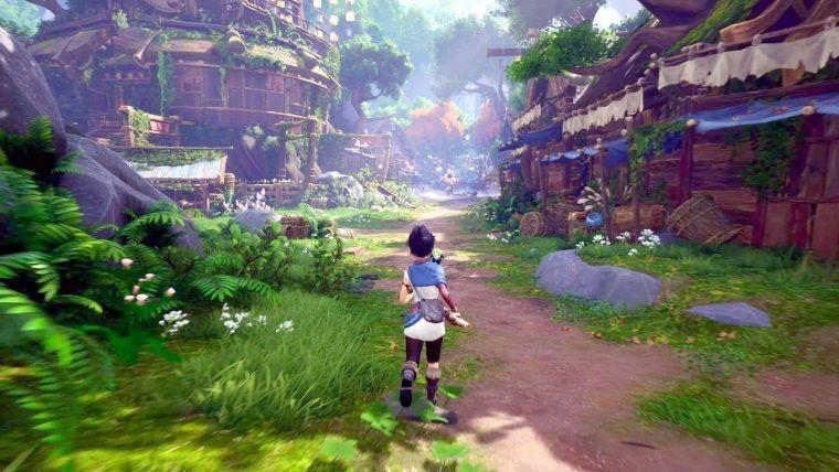 Kena: Bridge of Spirits E3 2021 oynanış videosu yayınlandı