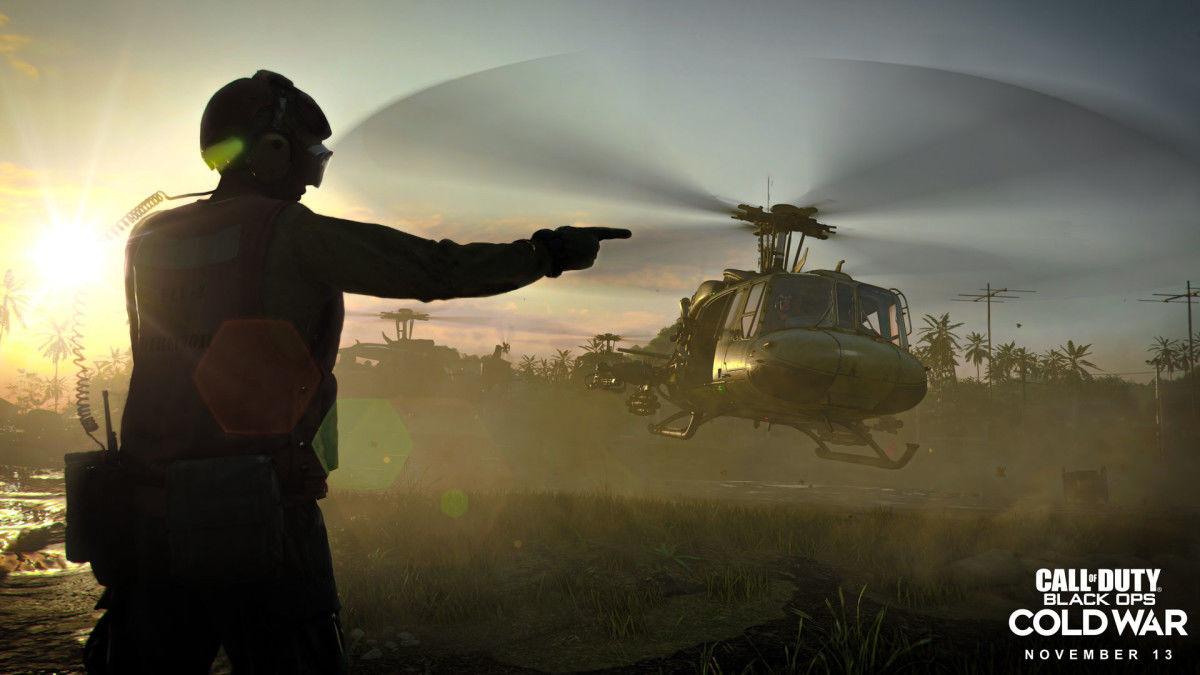 Call of Duty: Black Ops Cold War oynanış videosu sızdırıldı
