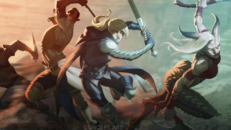 Yeni Dragon Age oyunundan ilk video yayınlandı
