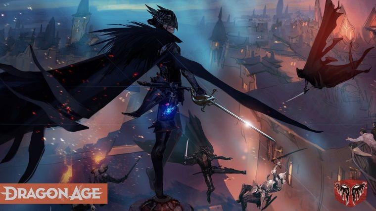 Dragon Age oyunu için yeni bir konsept çizim yayınlandı