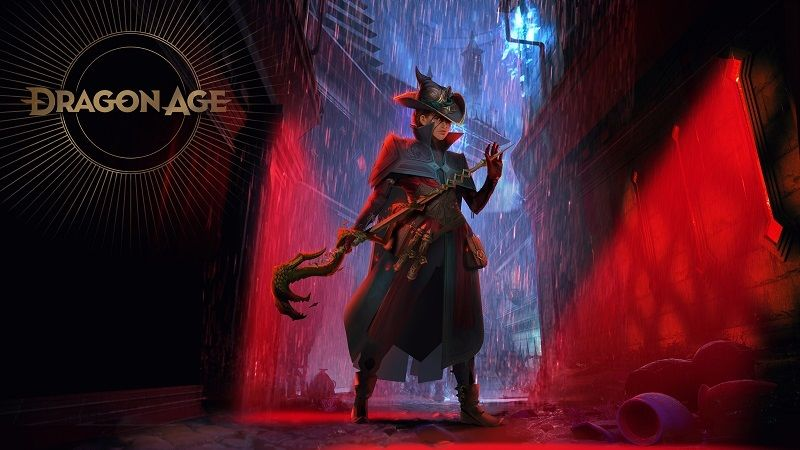 Concept art for the new Dragon Age game released