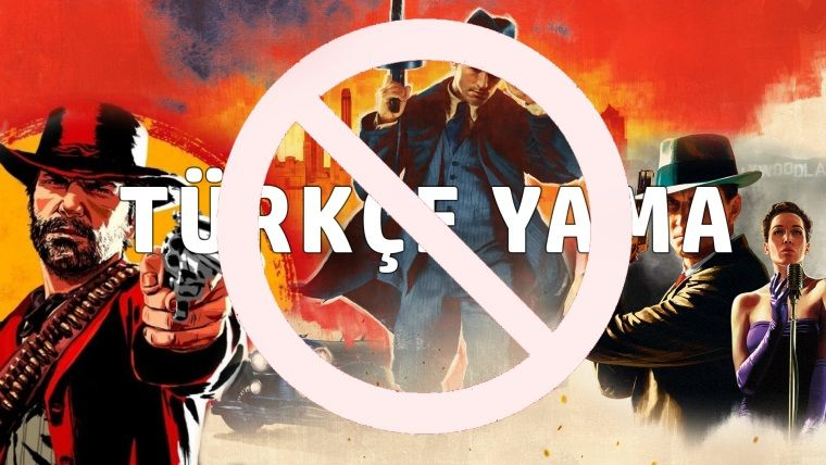 Take-Two, ücretsiz Türkçe yamalara da müdahale etmeye başladı