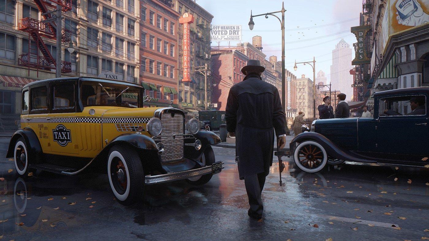 Mafia: Definitive Edition hikaye fragmanı yayınlandı