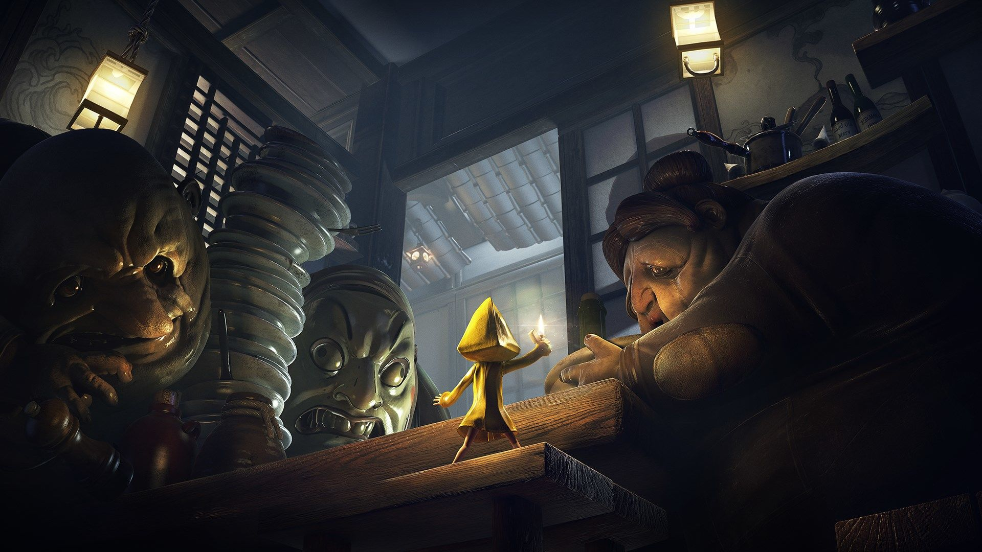 'We're done with Little Nightmares, but the rest may come'