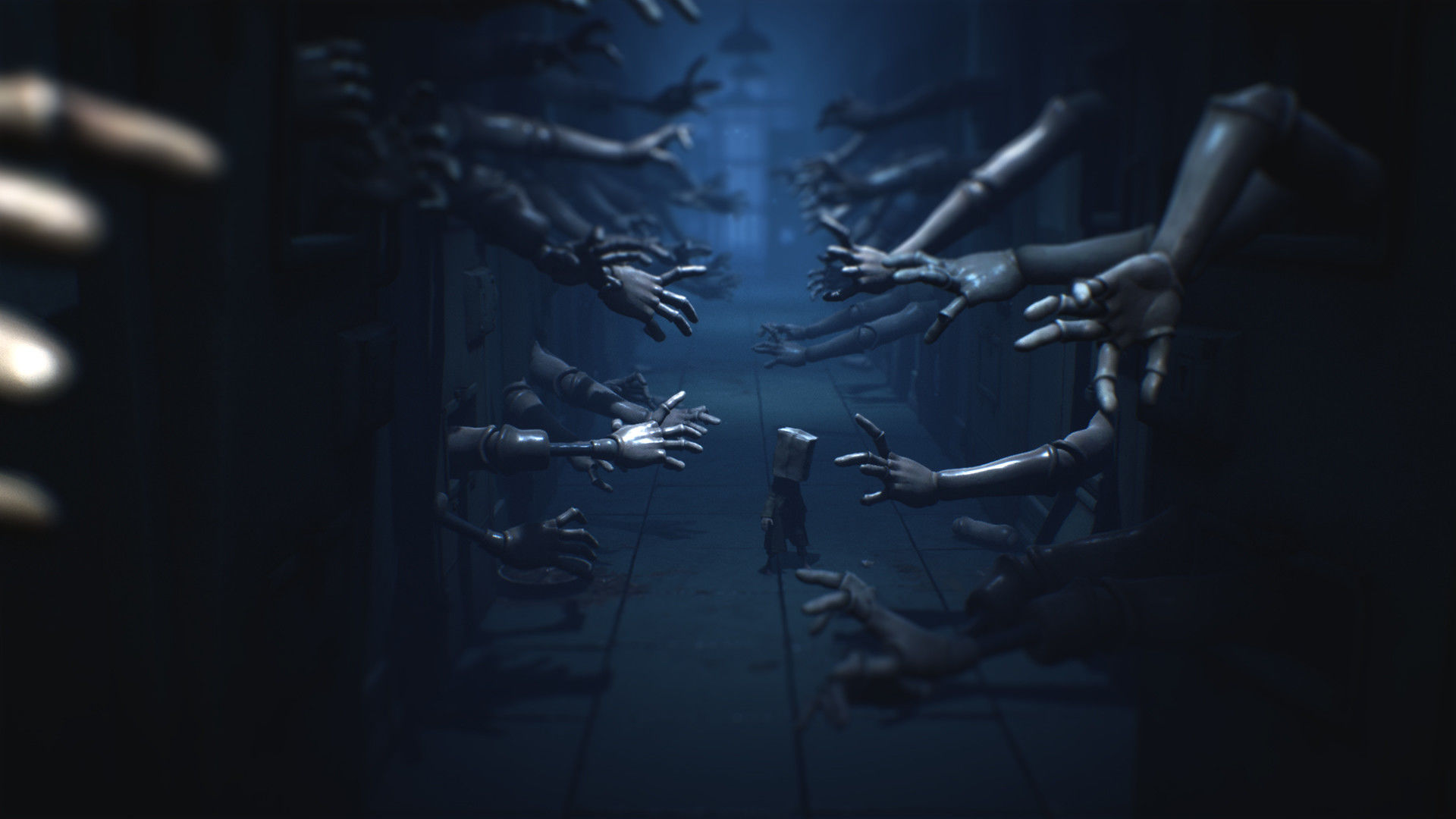 Little Nightmares II'nin PC demosu yayınlandı