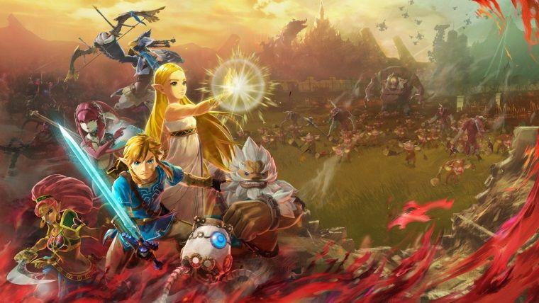 Hyrule Warriors: Age of Calamity çıkış fragmanı ve ilk inceleme puanları