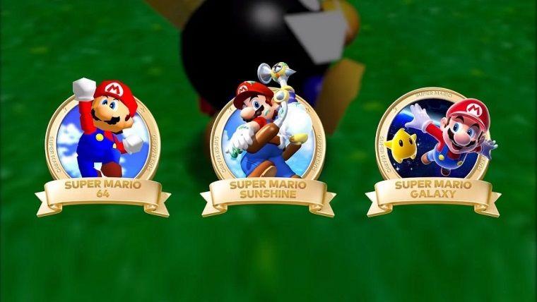 Super Mario 3D All-Stars, 18 Eylül'de çıkıyor
