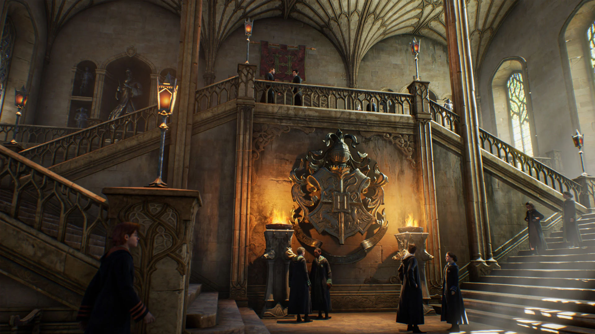 There will be transgender characters in Hogwarts Legacy game