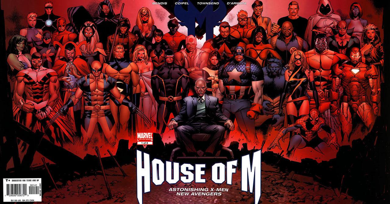 WandaVision House of M hikayesini anlatabilir