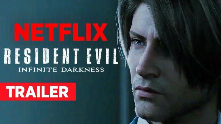 Resident Evil: Infinite Darkness, Netflix için duyuruldu