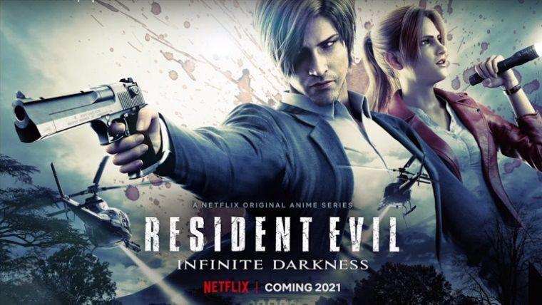 Resident Evil Infinite Darkness yayın tarihi belli oldu