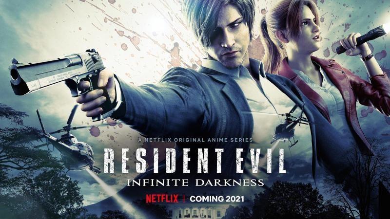 Resident Evil: Infinite Darkness Perşembe günü yayınlanacak