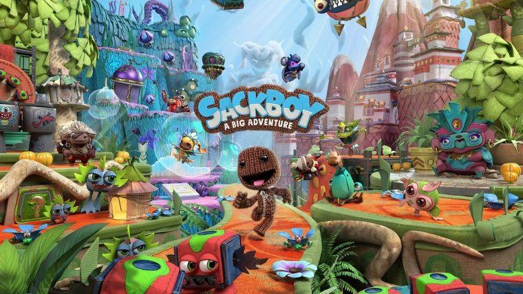 Sackboy: A Big Adventure oynanış videosu yayınlandı