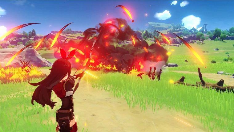 Bedava olan Genshin Impact için indirme rakamları açıklandı