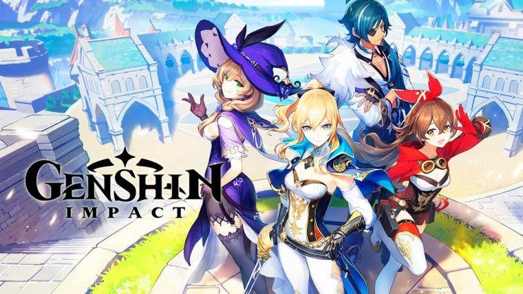 Genshin Impact iki haftada 100 milyon dolar hasılat yaptı